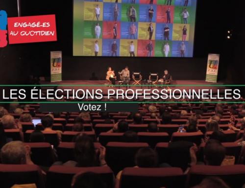 Élections professionnelles 2018 : Je choisis mes élu.es – Je vote FSU