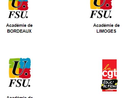 Comité Technique Région Académique (CTRA) de Bordeaux, Limoges et Poitiers