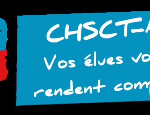 CHSCTA de Poitiers : des délais trop contraints et une mauvaise organisation imposée